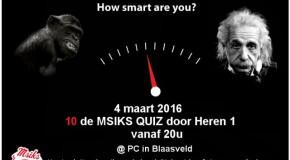 M.Siks Quiz